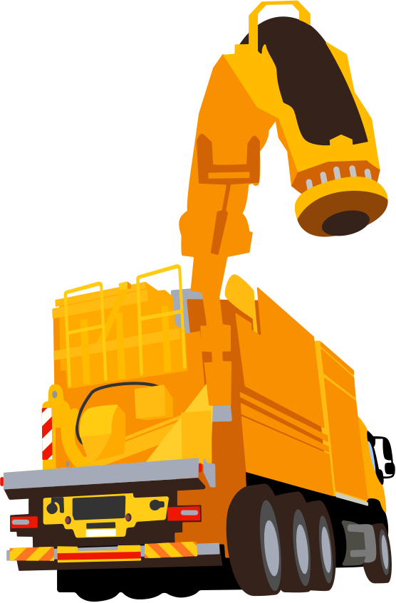 aspiratrice excavatrice